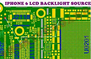 Iphone 6 Lcd No Backlight Solution