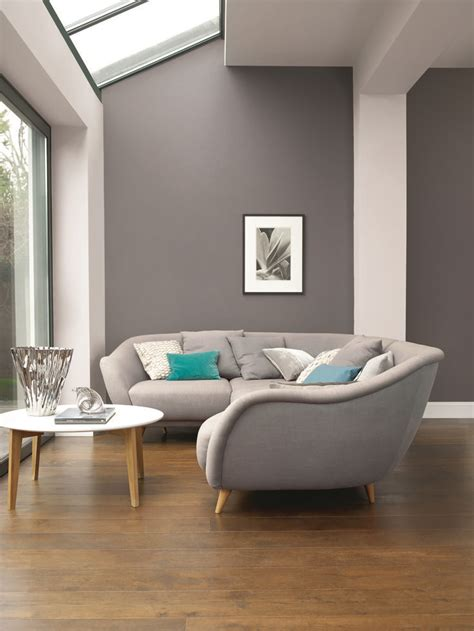 Blue Gray Paint In Living Room by 5 New Ways To Try Decorating With Grey From The Experts At