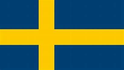 Swedish Sweden Flag