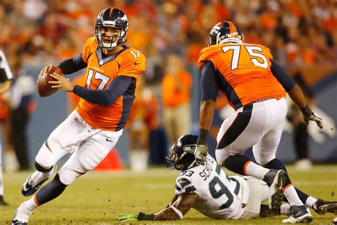 broncos seahawks preseason  game time tv schedule