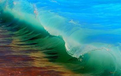 Water Wallpapers Android Background Wave Devices Something