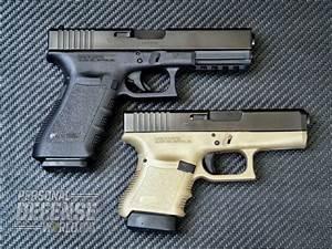 Ayoob's Top Rated .45 ACP and GAP Glocks