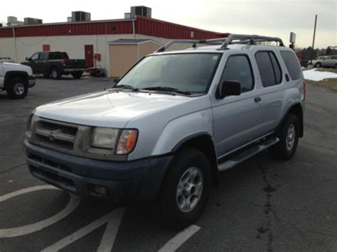 nissan 2000 4x4 find used 2000 nissan xterra suv 5 speed manual