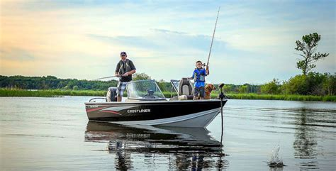 Crestliner Jon Boats Reviews by Tracker Boats