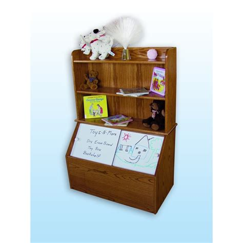 toy box bookshelf amish crafted furniture