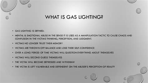 what is gas lighting you been gaslighted barely two words