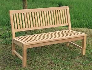 Gartenbank Teak 3 Sitzer : stabile 3 sitzer gartenbank kingsbury in premium teak ohne armlehne 150 cm ebay ~ Bigdaddyawards.com Haus und Dekorationen