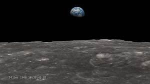 NASA Recreates 'Earthrise' - TechFleece
