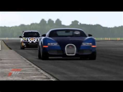 The current model, the chiron, starts wi. Forza 4 - Ford Ka (2011) vs. Bugatti Veyron 16.4 (2009) Track TopGear Test - YouTube