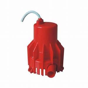 2000 Gph Submersible Dc Pump - 12v    24v - 1 In