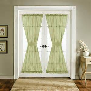 curtains for french doors new home decorating ideas