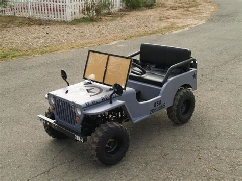 mini jeep mini jeep go kart pirate4x4 com 4x4 and off road forum