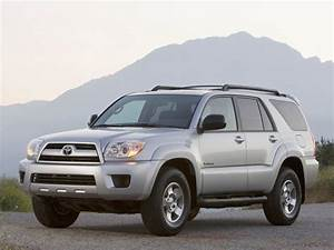 2007 Toyota 4runner Suv Specifications  Pictures  Prices