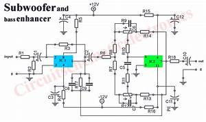 Subwoofer Booster Circuit