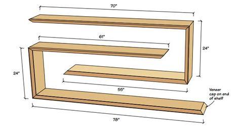 diy shelves techniques  woodworker