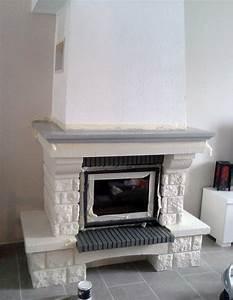 Repeindre une cheminée ancienne
