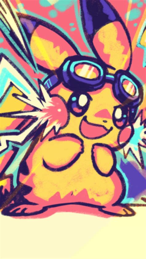 pikachu iphone  wallpaper gallery