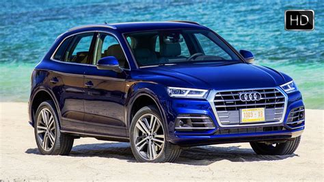 Blue Audi Q5 by 2018 Audi Q5 Tfsi Quattro Suv Navarra Blue Exterior