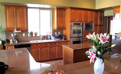 copper kitchen cabinets resurfacing cabinets neiltortorella 2578