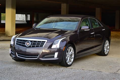 2014 Cadillac Ats Horsepower by 2014 Cadillac Ats 3 6l Premium Test Drive Enthusiast