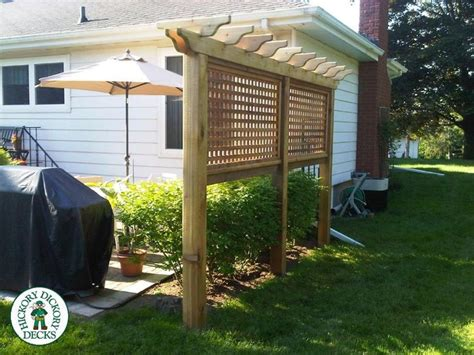 Backyard Privacy Screens Trellis - 25 best ideas about backyard privacy on patio