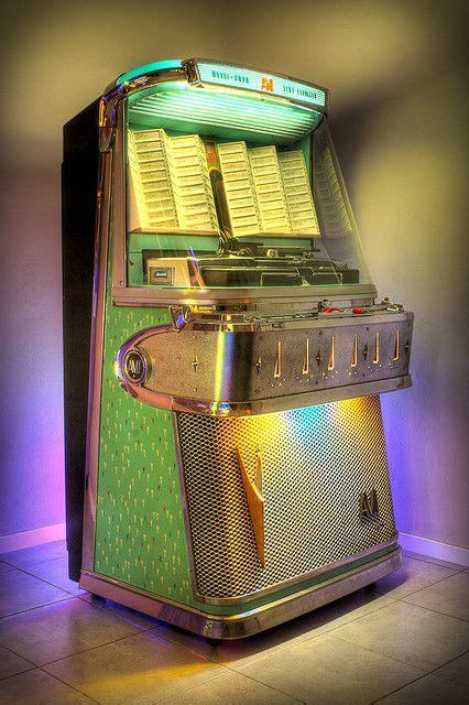 1958 Ami Jukebox Models