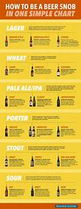 How To Be A Beer Snob In One Simple Chart
