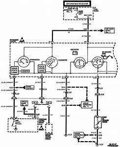 Gm Instrument Cluster Wiring Diagram