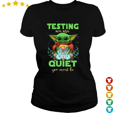 The mandalorian Baby Yoda testing we are quiet you must be ...