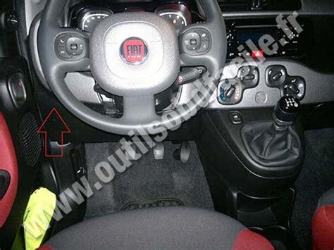 2012 Fiat 500 Fuse Box Location by Tableau De Bord Fiat Ulysse 1995 Cadillac
