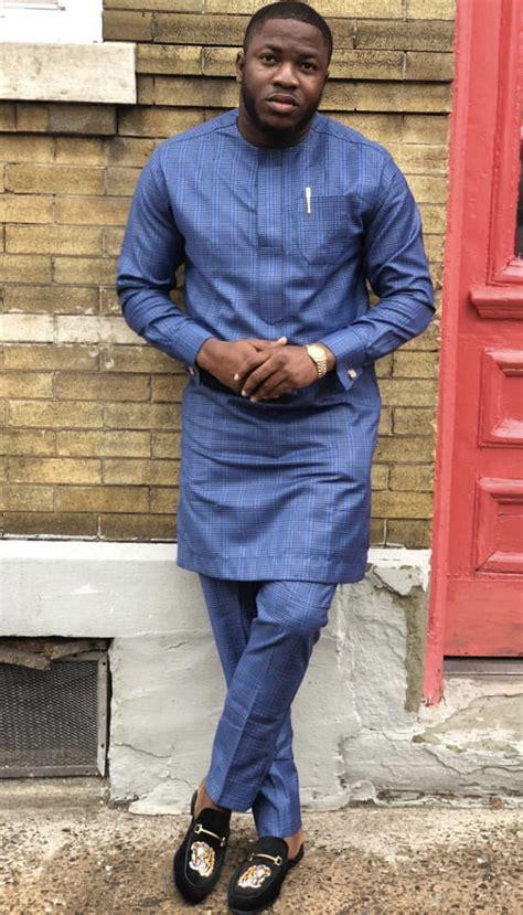 Pin By Viktor On Native Wears Nigerian Men Fashion