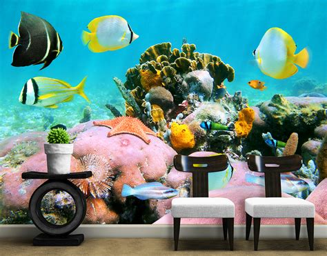 Under The Sea Wall Mural  Your Decal Shop  Nz Designer. Determination Signs Of Stroke. Winter Window Murals. Catholic Stickers. Draw Deadpool Logo. Ez Light Banners. Celebratory Banners. Signature Signs. Hills Murals