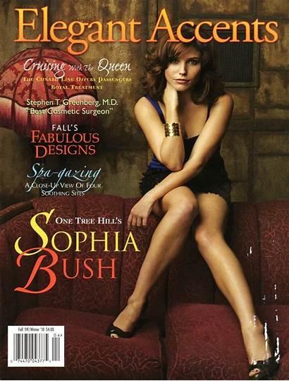 Bush Sophia Magazine Trends Hairstyle