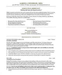 Professional Executive Administrative Assistant Resumes
