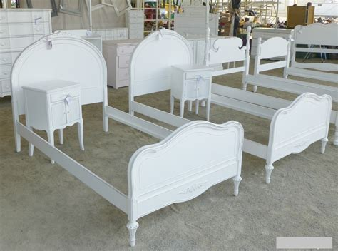 Handy Girl Twin Bed Frame