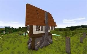 Wie Finanziert Man Ein Haus : wie man ein mittelalterliches haus in minecraft bauen ~ Markanthonyermac.com Haus und Dekorationen