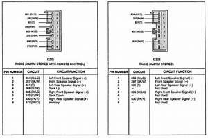 Ford Excursion Radio Wiring