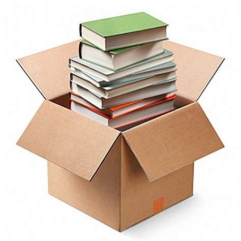 Umzugskartons Bücher, Standard Box, mit 2 Grifflöchern ...