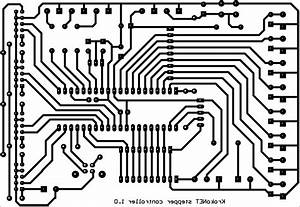 transparent pcb black and white frames illustrations With hobby circuit board