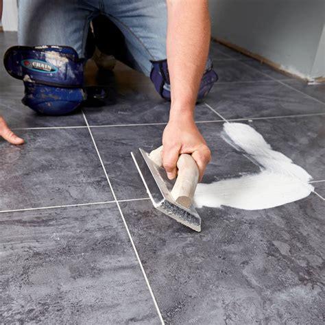 Floor Tile Installation by Luxury Vinyl Tile Installation Family Handyman