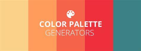 best color palettes best color palette generators for design buildbox