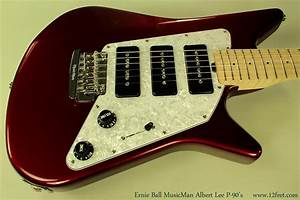 Ernie Ball Music Man Albert Lee P90