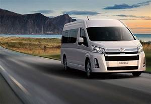 Toyota's new minibus taxi is safer and stronger