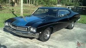 1968 Buick Skylark  Grand Sport Hood  350