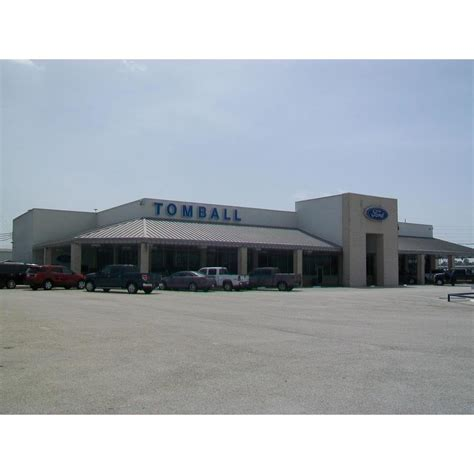 Tomball Ford New And Used Car Dealer In Houston Area Tx