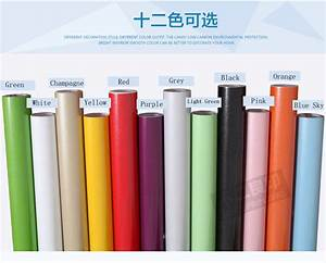 61cmx5m roll thickening of kitchen cabinet countertop pvc With kitchen cabinets lowes with colored sticker paper