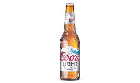 coors light beer alcohol content 17 low carb beers a list of the best options nutrition