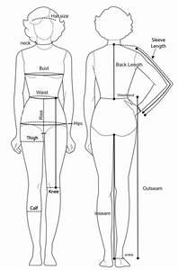 Body Measurement Chart