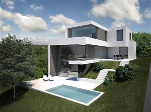 Haus Am Hang : schiener architects haus am hang in penzing ~ A.2002-acura-tl-radio.info Haus und Dekorationen
