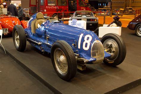 Bugatti Type 59/50B III - Chassis: 441352 - 2014 Retromobile